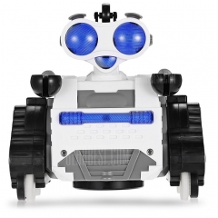 2.4GHz Multifunctional LED Rolling Ball Robot - RTR  -  COLORMIX
