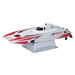 Mini Wildcat katamaran RTR (Red) AQUB47RR