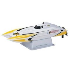 Mini Wildcat katamaran RTR (Yellow) AQUB47YY