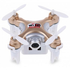 CX-10WD-TX Mini WIFI Drone HD 0.3MP Camera High Hold Mode 6-Axis RC Quadcopter